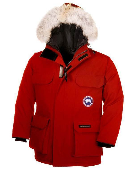 size 40 1e5f9 5d8f2 Youth Red Canada Goose Expedition Parka online