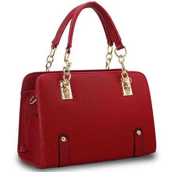 Picture of New Women Handbag Shoulder Bags Tote Purse Pu Leather Women Messenger Hobo Bag