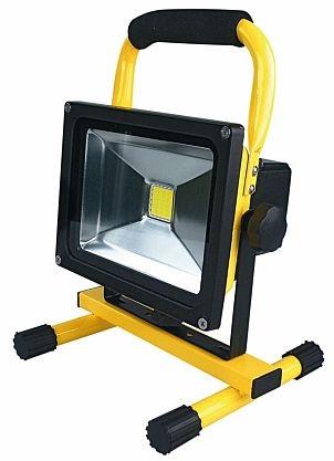 Brandneu Wish | LED Akku Strahler 10W-50W Handlampe Arbeitsleuchte  ZZ02