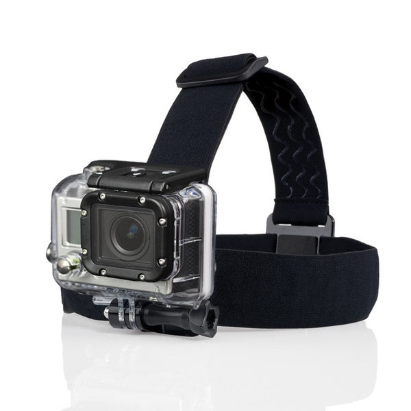 Picture of Camera Head Strap Mount For Gopro Hero3 Go Pro 2 3 Hero Hd Hero2 Headstrap Be0 Dl
