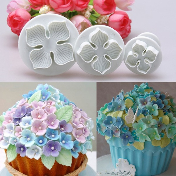 Flowers, Fondant, Women's Fashion, Fashion
