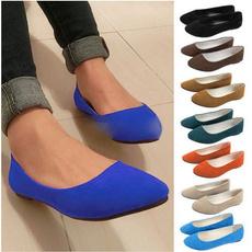 casual shoes, Summer, Ballet, Moda