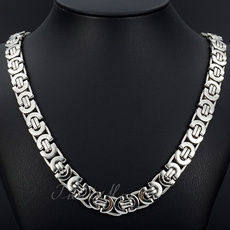 Steel, Stainless, necklaces for men, Stainless Steel