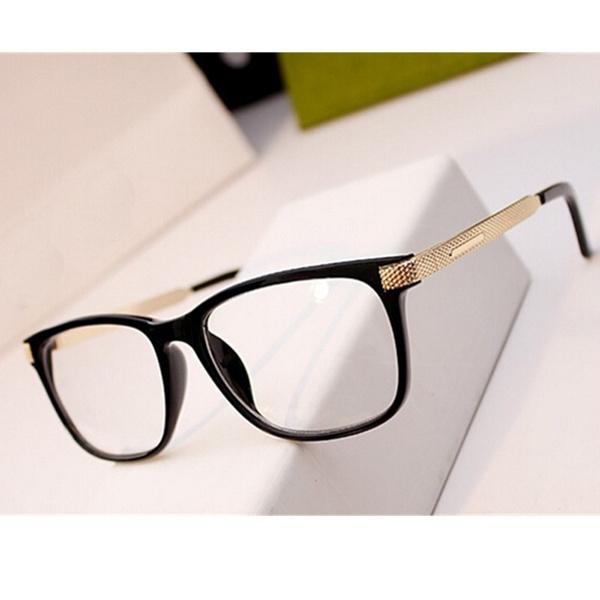 Picture of Fashion Eyeglasses Men Women Computer Glasses Retro Clear Lensfree Gift Glasses Cloth