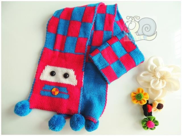 Wish Girls Boy Kids Baby Teletubbies Hat Scarf Set Toddler Hat