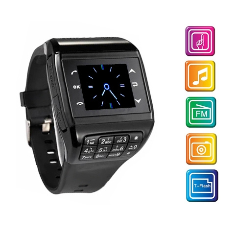 Ohvoh Touch Screen Watch Free Gift Bluetooth Headset Eg200 Cell Mobile Phone New Wish