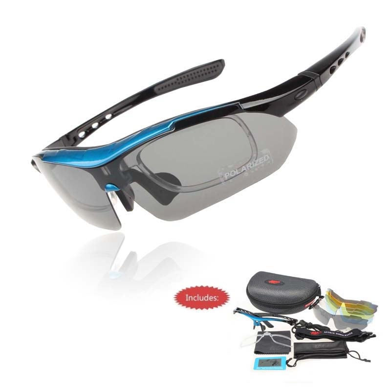 polarised ski goggles  polarized cycling glasses