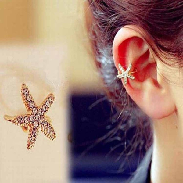 cute, Fashion, Jewelry, starfish