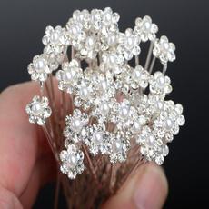 Flowers, Jewelry, Beauty, pearls