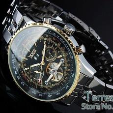 jaragar luxury watch tourbillon mechanical