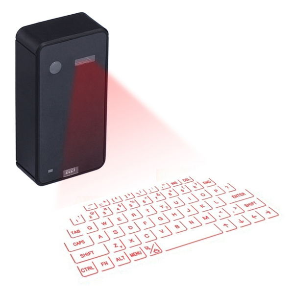Picture of Wireless Virtual Laser Keyboard For Iphone Ipad Android Smart Phone