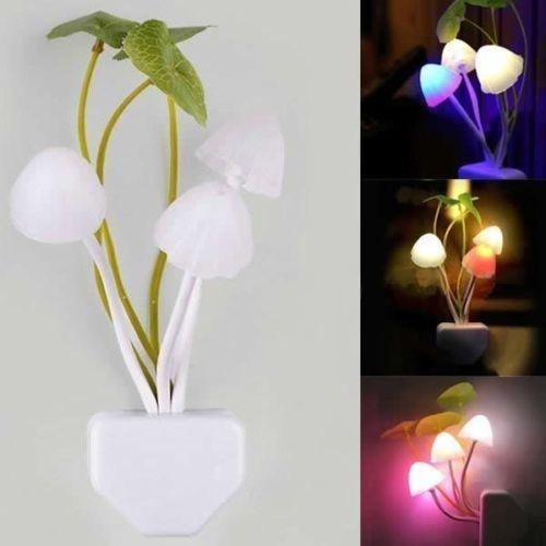 Fantastic, led, Mushroom, lights