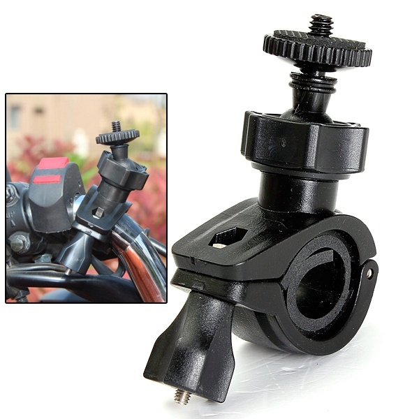 Picture of New Motorcycle Bicycle Handlebar Mount Holder For Mobius Action Sports Camera
