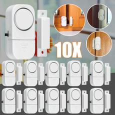 windowalarm, homeampoffice, dooralarm, alarmsystem