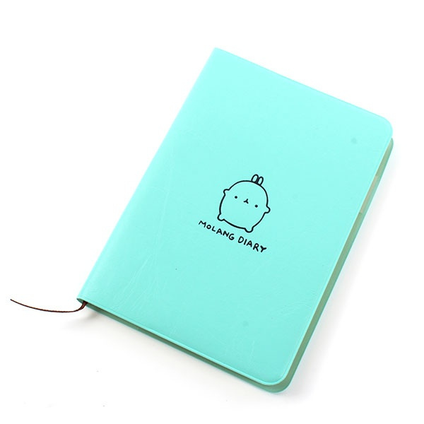 wish molang rabbit diary any year planner pocket journal