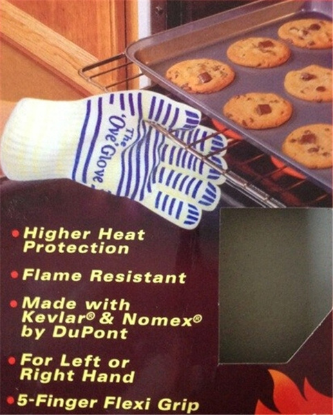 Picture of 1pc Home Kitchen Microwave Oven Glove Heat Insulation Baking Tools