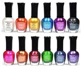Nails, kleancolornailpolish, Lipstick, Beauty