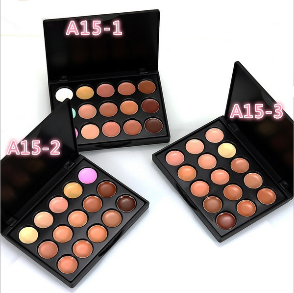 Picture of 2015 New 15-color Water-soluble Pearl Eye Shadow Shiny Multicolored Earth Color Eye Shadow Eye Shadow Color Multicolor