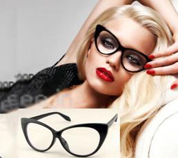 Women, vintageeyeglasse, giftforladygirl, cateyeshapeeyeglasse