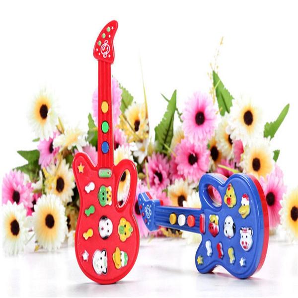 Toy, Gifts, miniguitar, funnyguitartoy