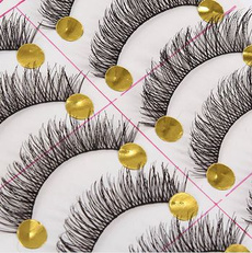 False Eyelashes, Eyelashes, Natural, Beauty