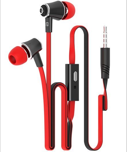 Picture of The New Heavy Bass Headphones Noodles In-ear Phones Color Music Music Sport Headphones 439