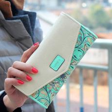 longwalletforwomen, creditcardholderpurse, leather purse, envelopeclutch