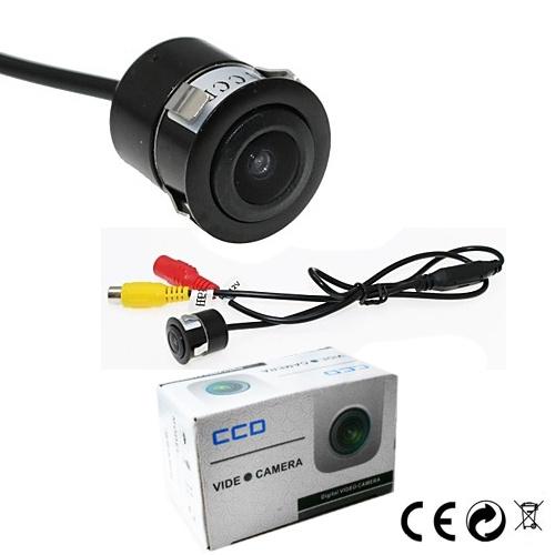 Telecamera Per Retromarcia Da Auto Ccd Video Camera Posteriore Mini
