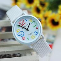 Красные часы toy watch