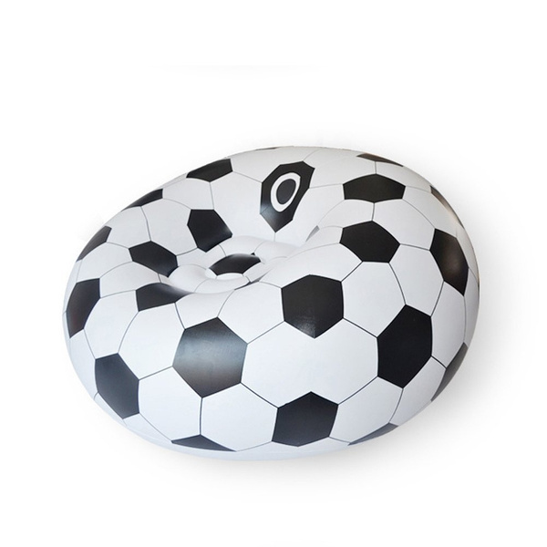 Wish | Inflatable Basketball Sports Bean Bag Chair Sofa Soccer Ball  Football Lounge Couch