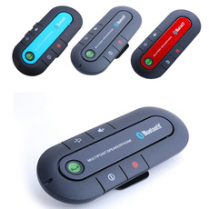 Wireless Bluetooth Handsfree Speakerphone Car Kit with Car Charger 1PCS