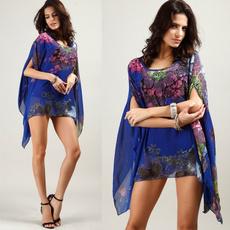 blouse, batwingsleeveblouse, Plus Size, Tops & Blouses