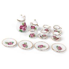 cute, dollsbearsdollhouse, Chinese, Cup