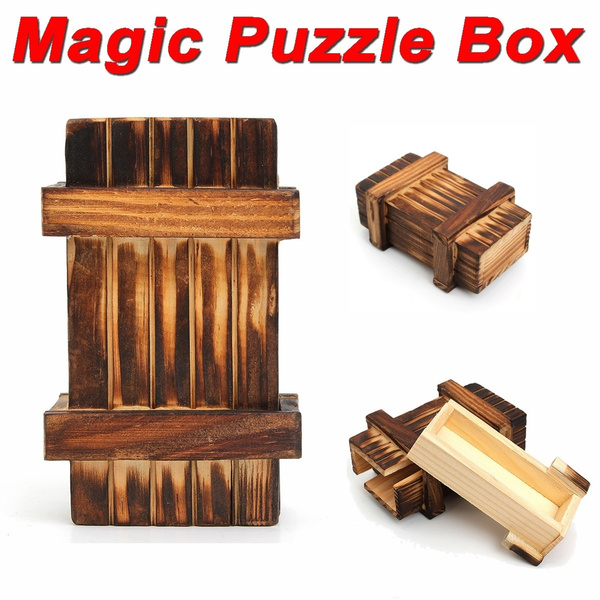 intelligencecompartmentgift, Magic, Wooden, intelligancegametoy