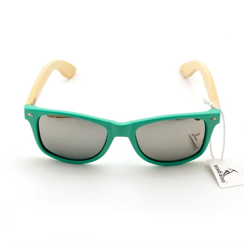 green wayfarer sunglasses  wayfarer mirrored polarized