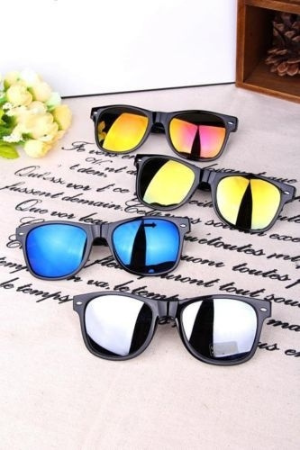 Picture of 1x Unisex Retro Vintage Classic Style Sunglasses Shades