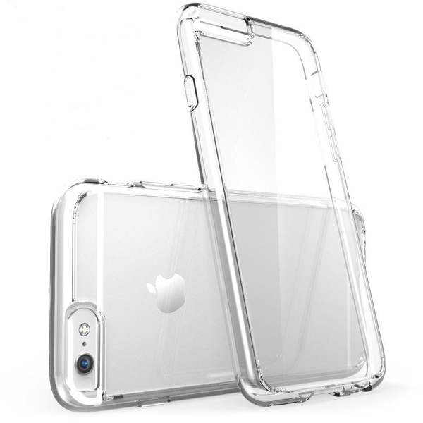 Picture of Ultra Thin Tpu Soft Transparent Case For Iphone 6/6 Plus