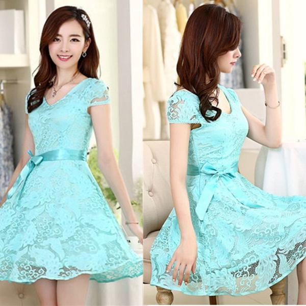 da37a5d37044c Hot Fashion Women Bodycon Dress Lace Patchwork Elegant Women Dresses Plus  Size Women Clothing
