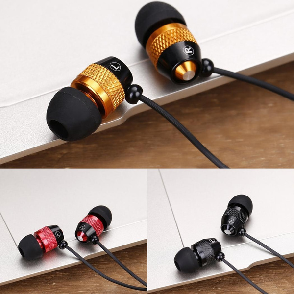 Picture of Stereo In-ear Earphones Earbuds Handsfree For Htc Ipad Iphone Samsung