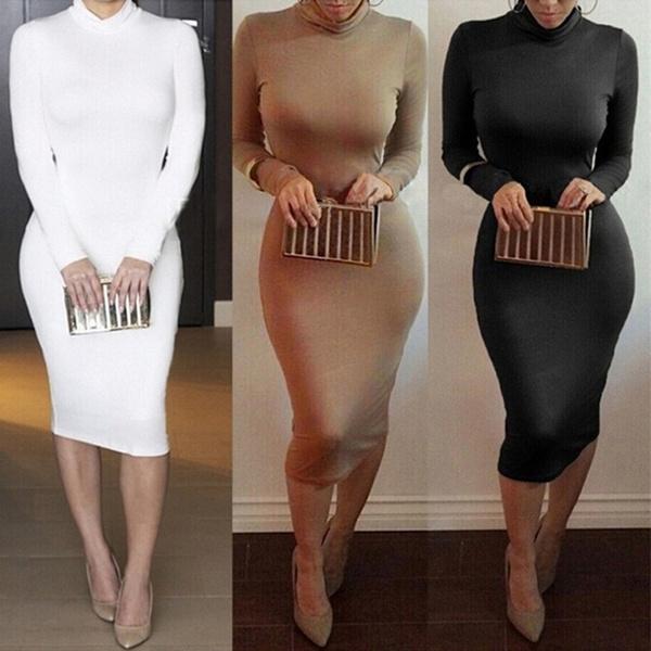 slim dress, bandage dress, clubwear, Cocktail