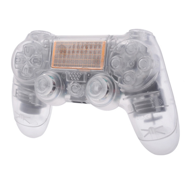 2e896d77 Full Set Transparent Clear Replacement Housing / Shell For PS4 Controller  With Buttons | Wish