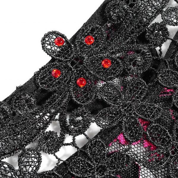 Women Flowers Lace Thongs G-string Thongs Panties Knickers Lingerie Underwear