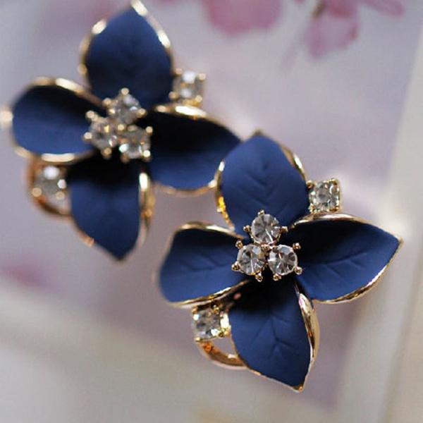 Blues, goldplated, Fashion, Jewelry