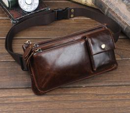 Fashion, genuine leather bag., Hiking, purses