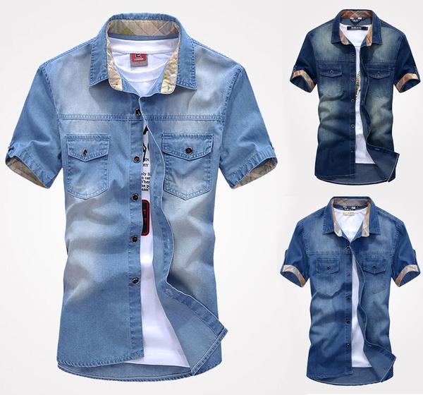 Fashion, Dress Shirt, meansfashion, men's short sleeve shirt
