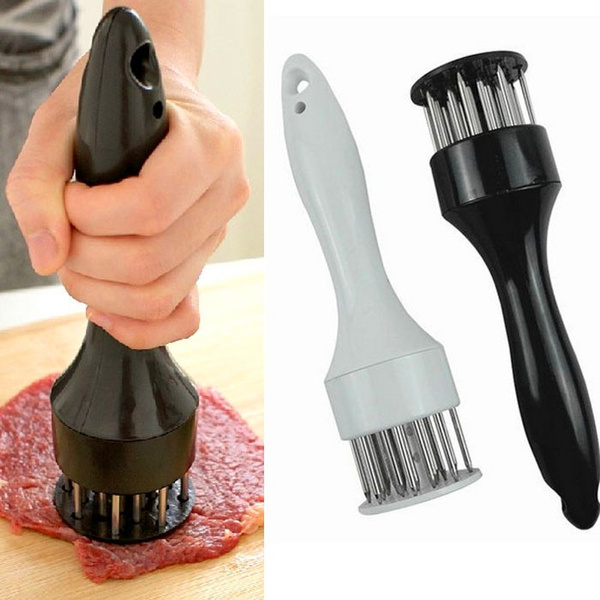 Picture of Profession Meat Meat Tenderizer Needle With Stainless Steel Kitchen Tools