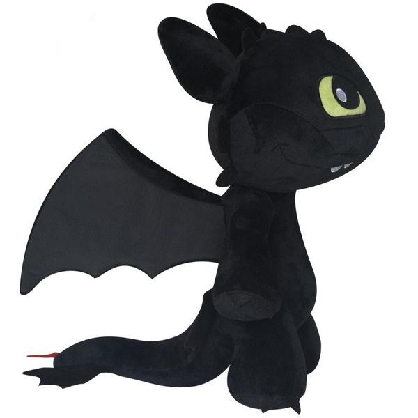 Wish New Arrival Plush Toy Toothless Dragon Stuffed Animal Dolls