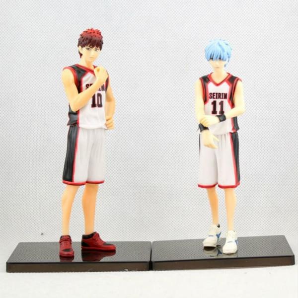 2 pcs Kuroko's Basketball Kuroko no Basuke Banpresto DXF Figures