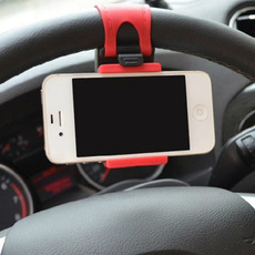 2017 Newest Hot Sale Popular And Beautiful Steering Wheel Car Phone Holder - Photo Color CAR-0141