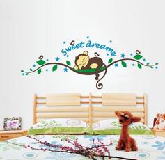 diycartoonwallpaper, zoowallsticker, cartoonssticker, Sweets